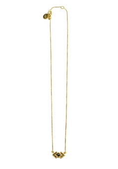 GEOMETRY NECKLACE GOLD