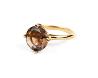 HERA RING GOLD SMOKEY S