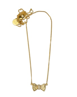 OH SO PRETTY NECKLACE GOLD