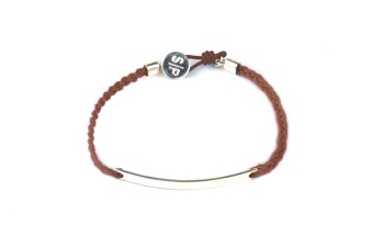 TOM BRACELET BROWN