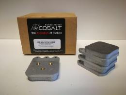 Bromsbelägg Cobalt #4