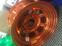 Orange Aero fälg