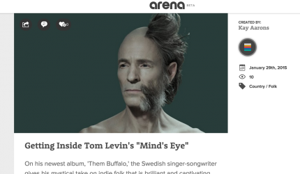 Arena.com - Tom Levin - Them Buffalo