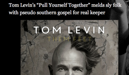 Tom Levin - Pull Yourself Together