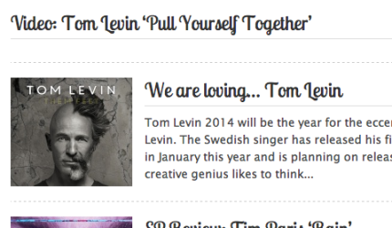 Tom Levin reviewd at new-reviews.co.uk