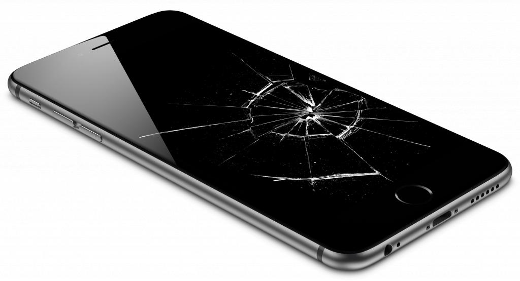 glasbyte med ersättnings-LCD