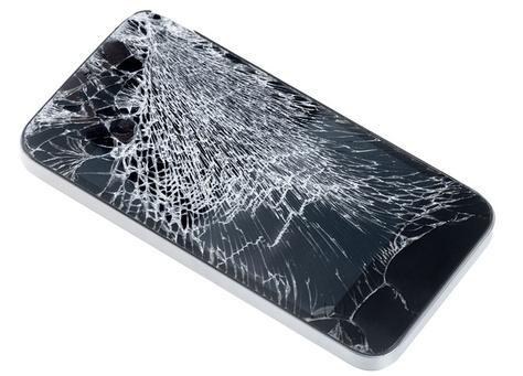 glasbyte med ersättnings-LCD-C
