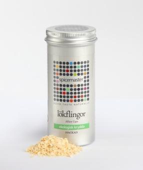 Lökflingor, 40 g, ekologisk