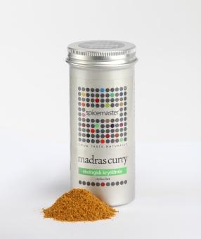 Madras Curry, 50 g, ekologisk