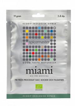 Miami dipmix, 1 st à 19g, ekologisk