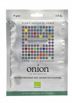 Onion dipmix, 1 st à 19g, ekologisk