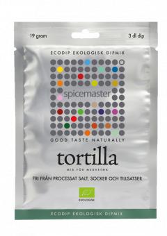 Tortilla dipmix, 1 st à 19g, ekologisk
