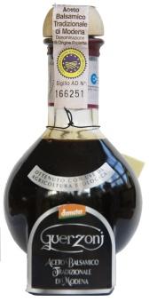 Ekologisk balsamvinäger - Aceto Balsamico Tradizionale 100 ml