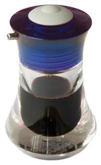 Droppbehållare (blå)