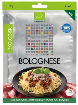 Bolognese - 3-pack, 3 st à 39g, ekologisk