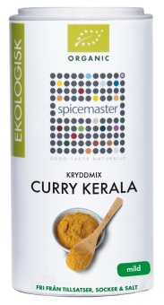 CURRY KERALA, 30 G, EKOLOGISK