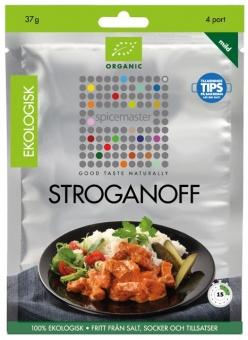 Stroganoff - 3-pack, 3 st à 37g, ekologisk
