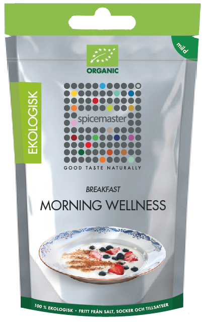 MORNING WELLNESS, 21 G, PÅSE, EKOLOGISK
