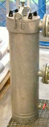 Påstryckfilter EFG5 Galvaniserad