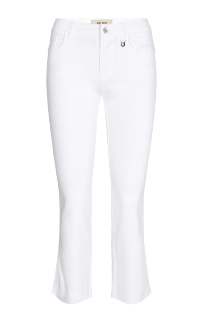 Ashley White Jeans