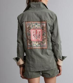 Odd Molly majestic jacketvintage military
