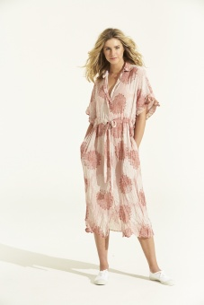 Jasmin Dress Terracotta
