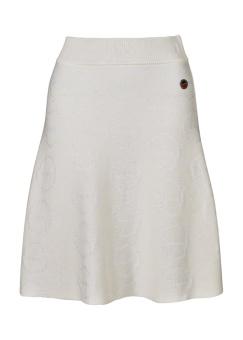 Busnel Cologne Skirt White