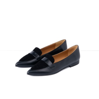 Flattered Alexandra loafer svart
