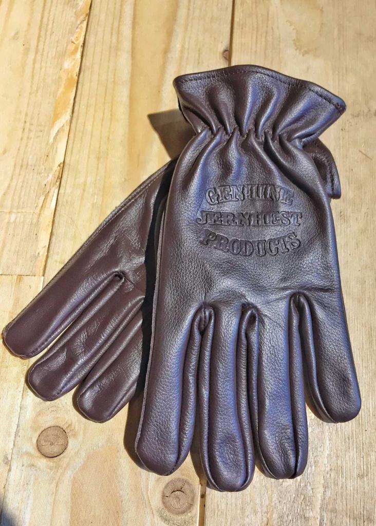 Rider Gloves Brown