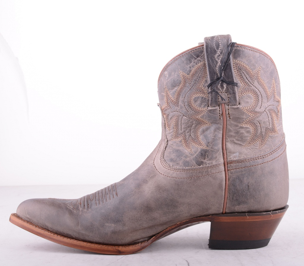 3037L Brown Crazy H Boot