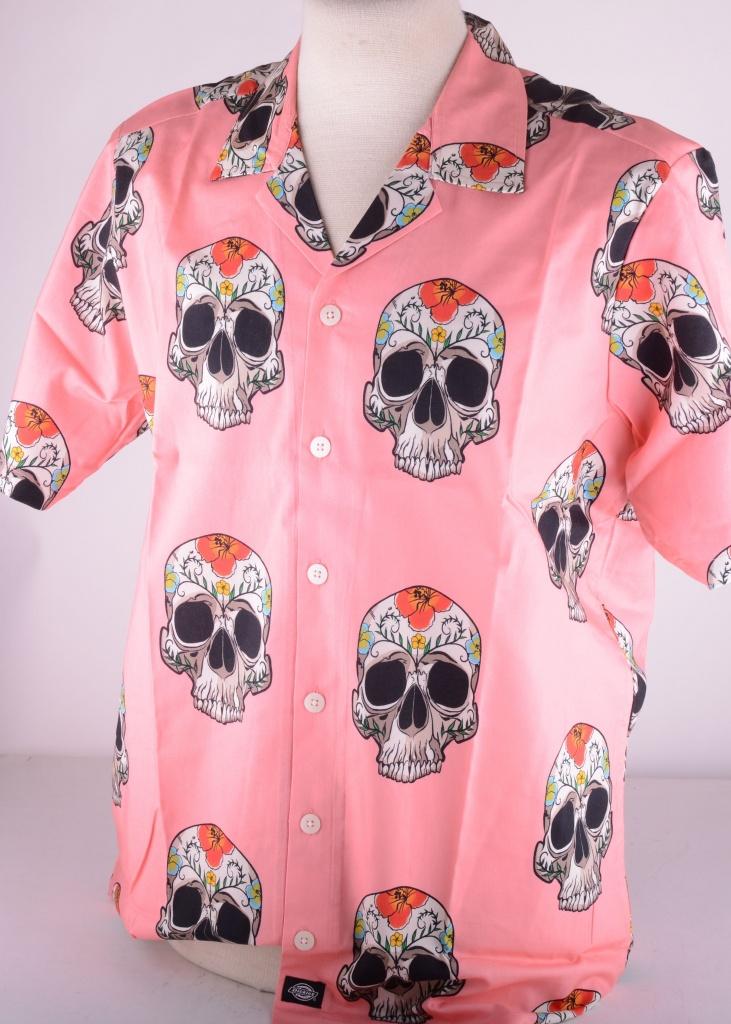 Blossvale Skjorta Flamingo