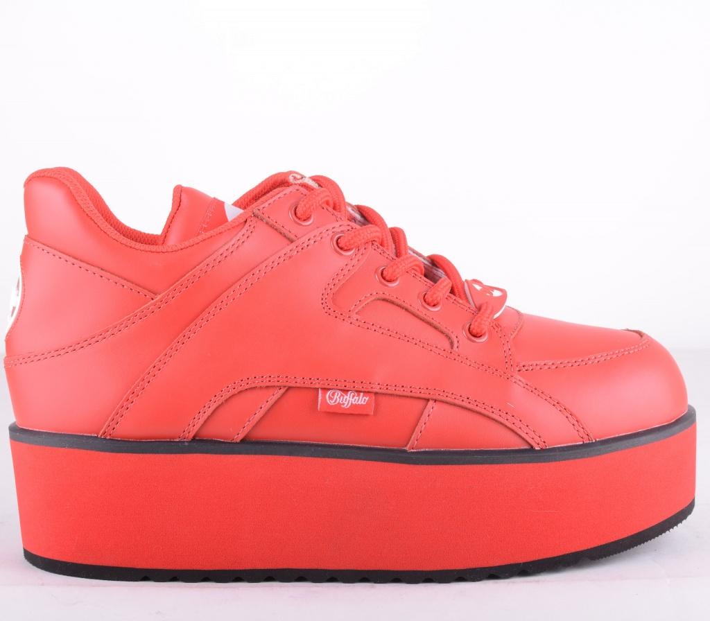 Buffalo London 1330-6 Red