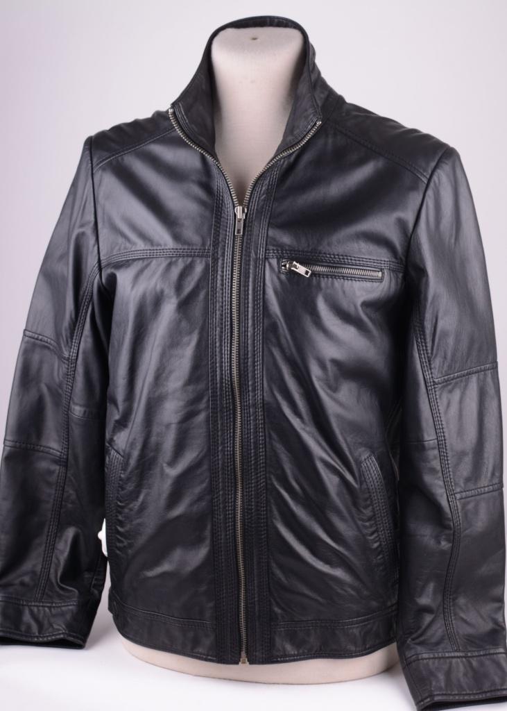 Jofama Black Leather