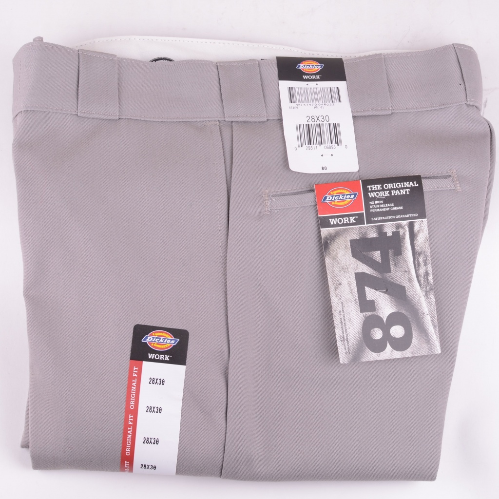 Original 874Work Fit Grey