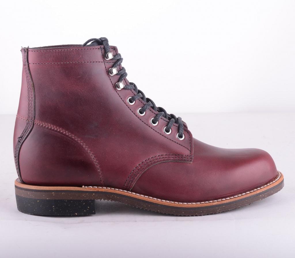 4353 Burgundy Boot