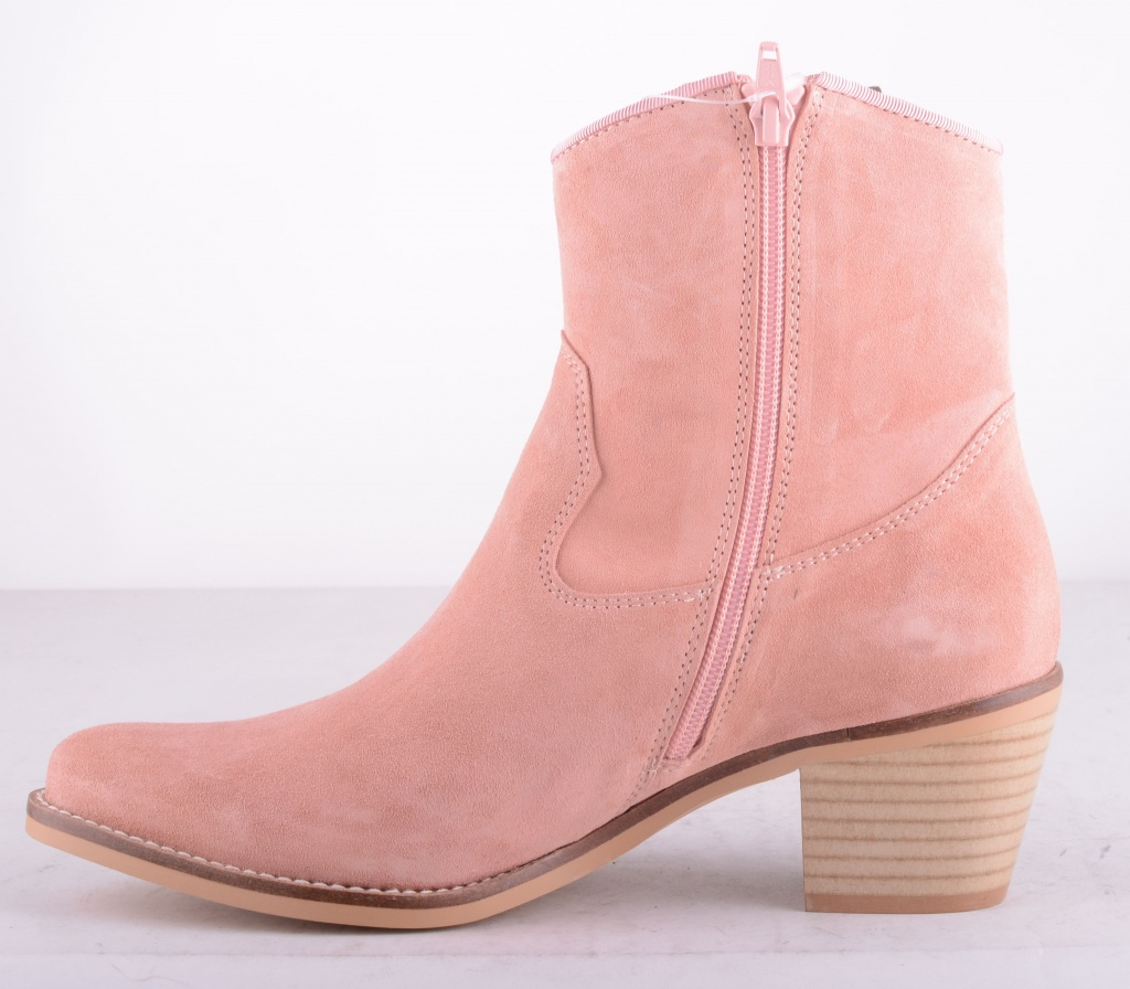 Zip Boots Apricot 860-0673-764