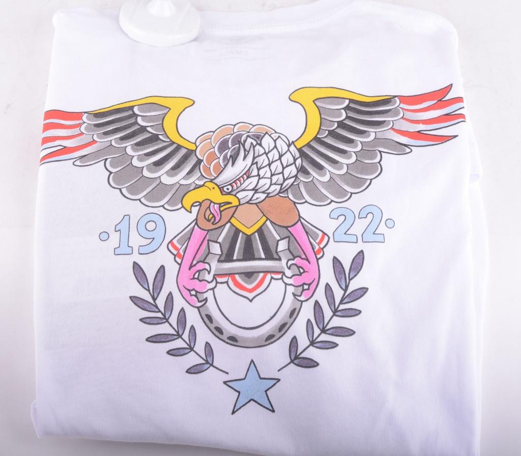 Shandaken T-shirt White
