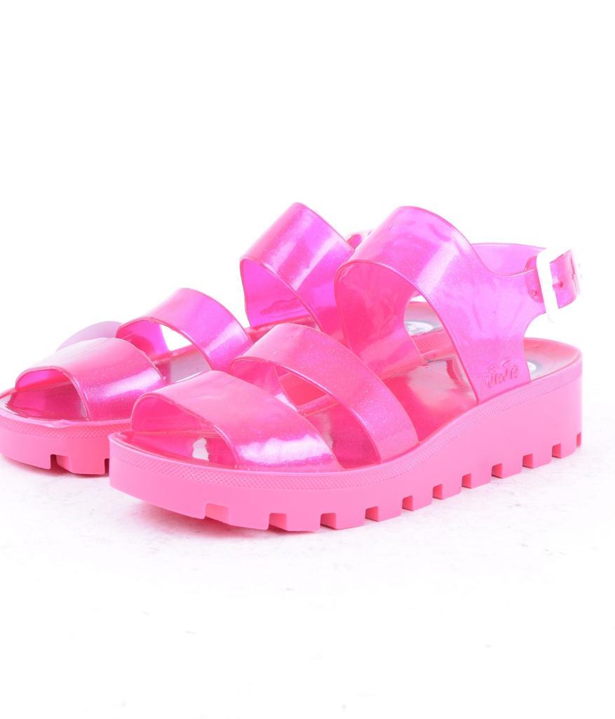 poppy pink sparkles