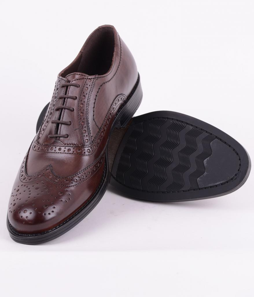 Brown brogue 5796