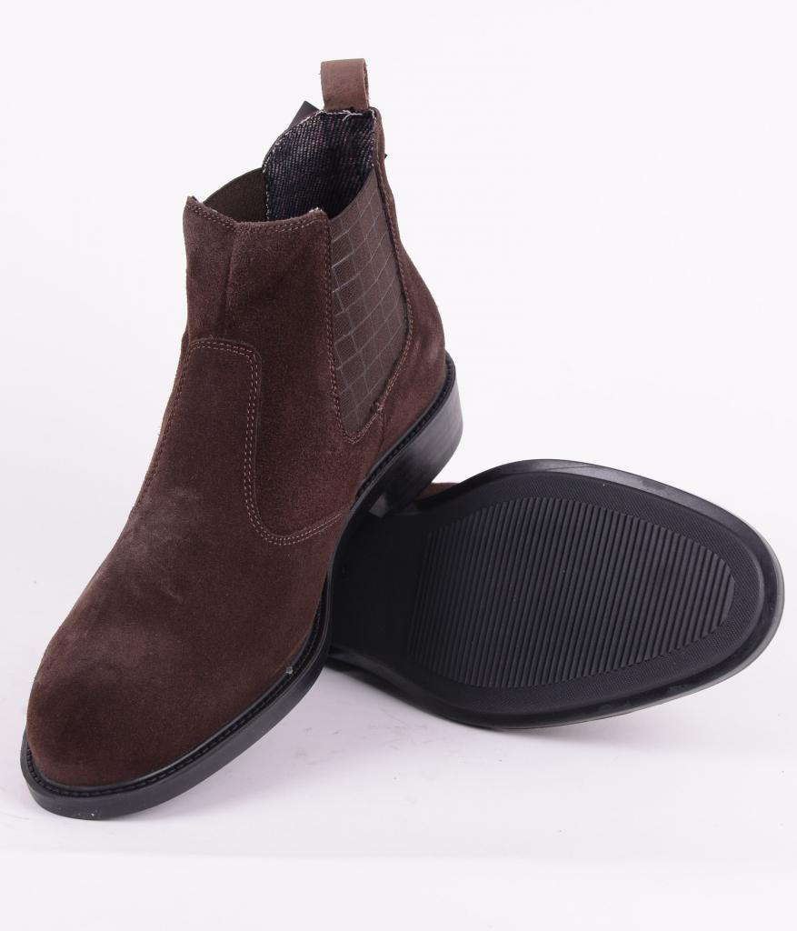 Chelsea Brown Suede 2970