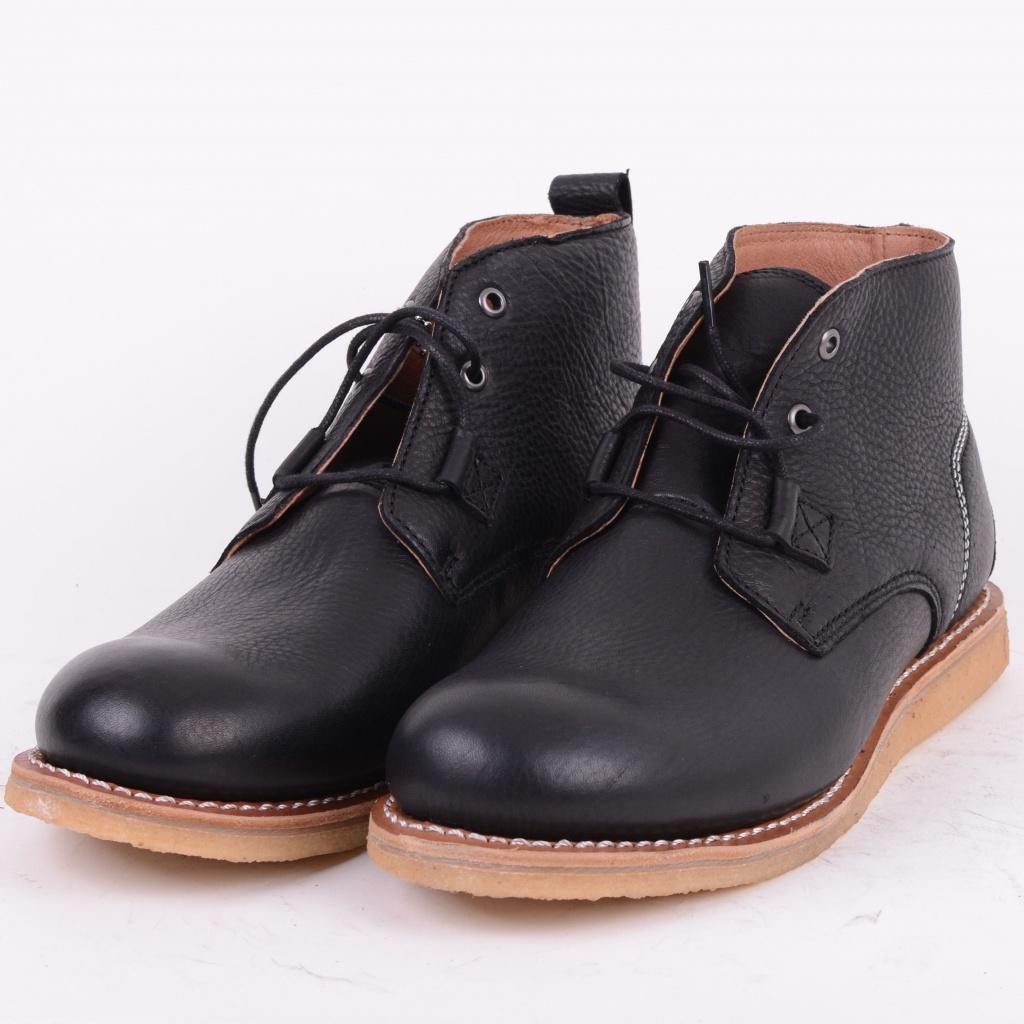 Oak Brook Black Boot