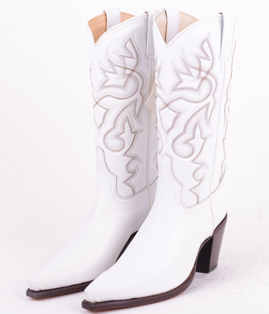 1703 White Heel
