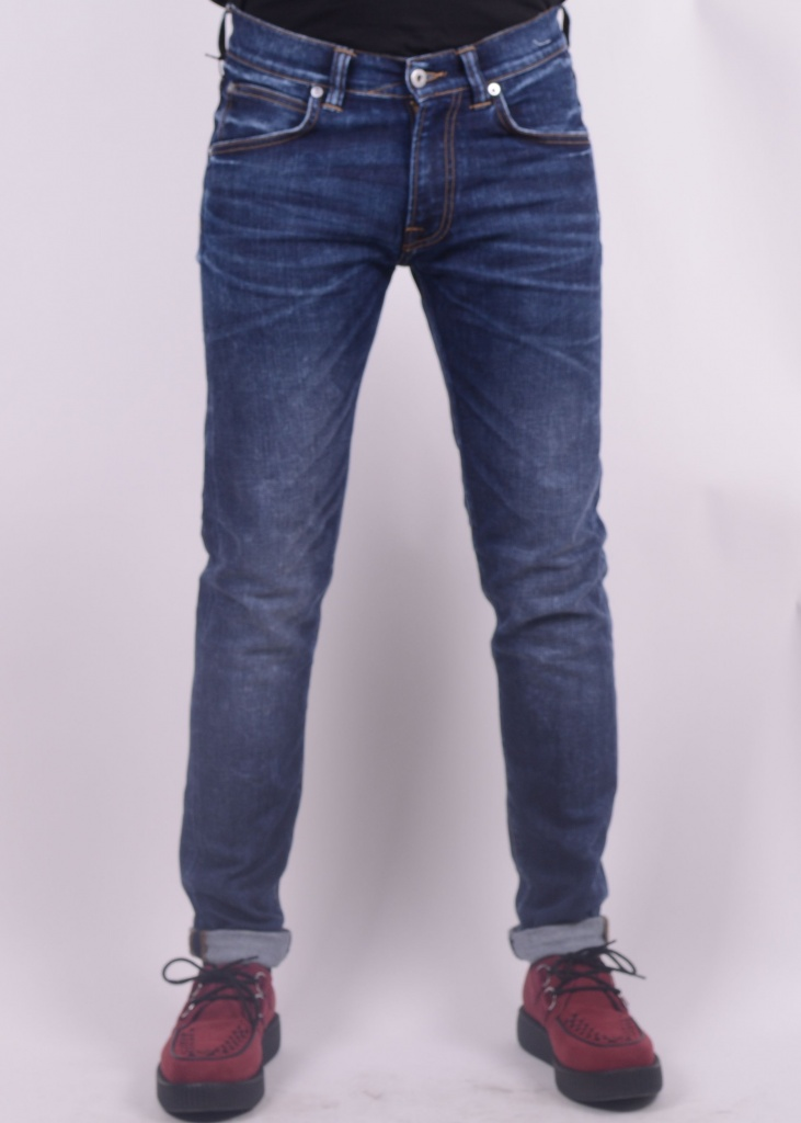 ED-85 Slim Tapered Contrast Clean