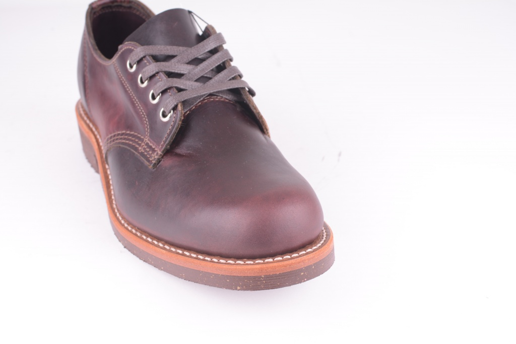 1901M74 Cordovan Service boot Low