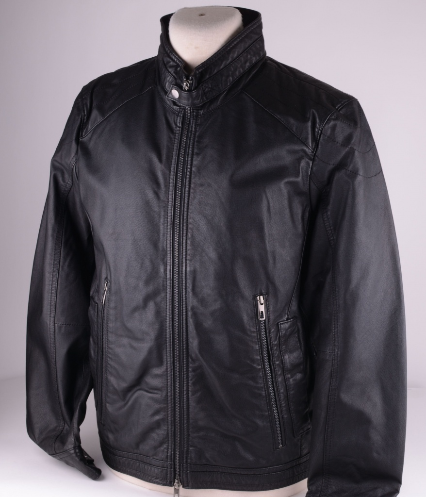 MZ Leather Man - Black