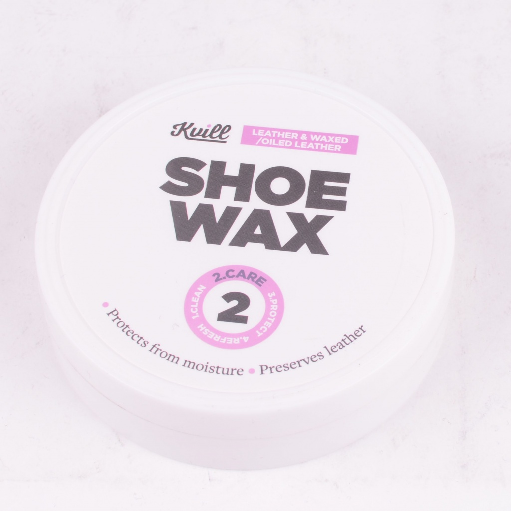 Shoe Wax Kvill
