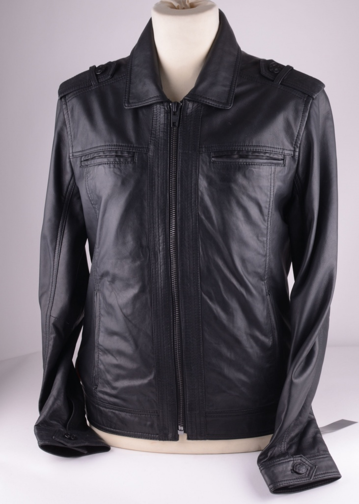 Buckley Leather Jacket