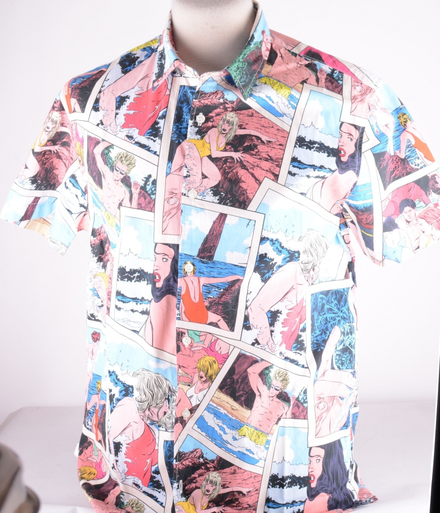 Nimes Shirt La Playa