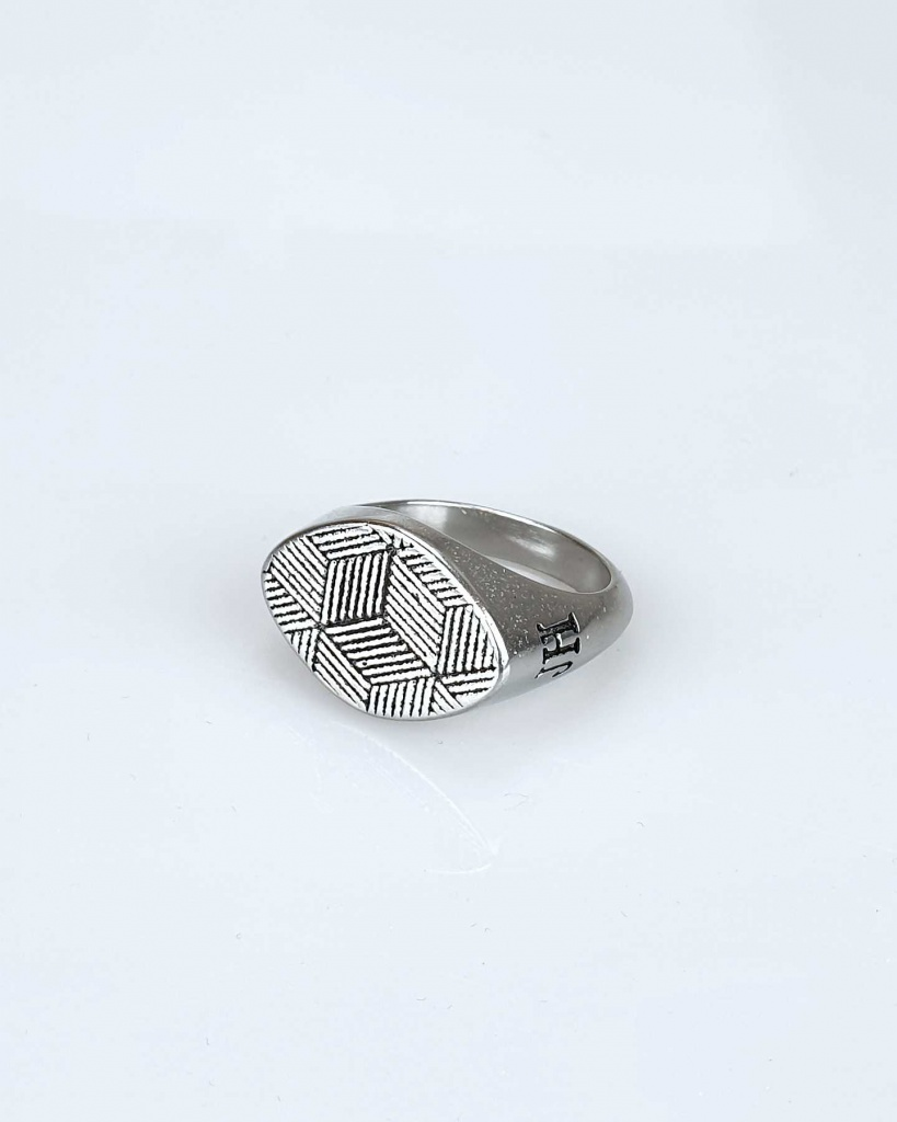 Pablo Silver Ring