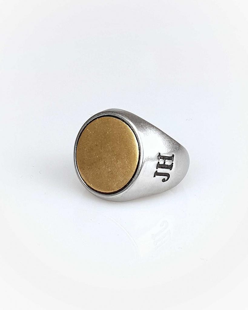 Patrik Silver Ring